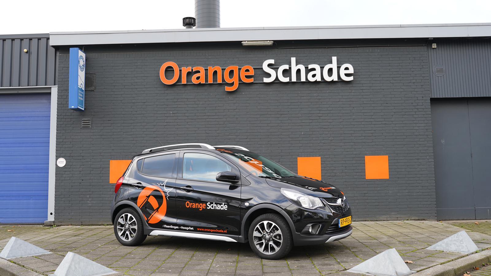Vervangend vervoer voor autoschade Rotterdam
