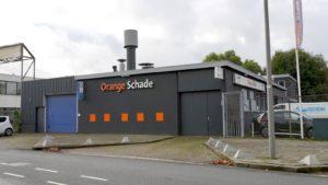 Orange schade schadeherstelbedrijf hoogvliet