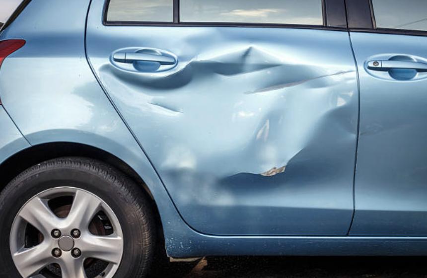 Stappenplan bij autoschade